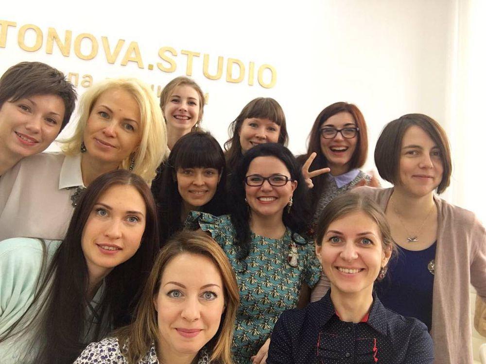 Открытие моей школы вышивки в Москве!, фото № 16