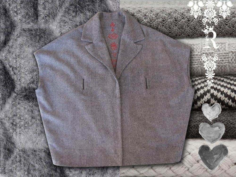 пальто-кокон, модное пальто