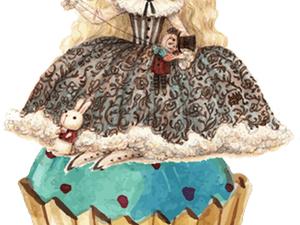 Рука мастера по текстильным куклам. Ярмарка Мастеров - ручная работа, handmade.