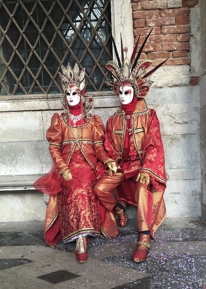 Refined, Elegant, Mystical: The Carnival of Venice, фото № 9