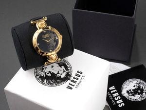 Видео. Женские часы Versus Versace, Италия. Ярмарка Мастеров - ручная работа, handmade.