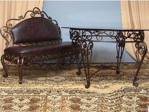 Кованая мебель в интерьере. Ярмарка Мастеров - ручная работа, handmade.