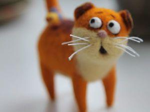 Кому Мартовского кота?. Ярмарка Мастеров - ручная работа, handmade.
