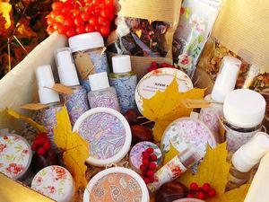 Последний день приема заказов на Autumn Beauty Box!. Ярмарка Мастеров - ручная работа, handmade.