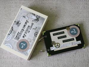 Чековая книга желаний  в кожаной обложке | Ярмарка Мастеров - ручная работа, handmade