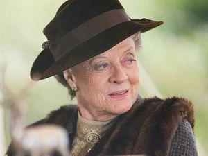 Margaret Natalie «Maggie» Smith — самая обаятельная и привлекательная актриса сериала «Аббатство Даунтон». Ярмарка Мастеров - ручная работа, handmade.