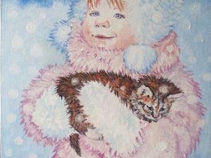 Только 8 и 9 ноября Вы можете заказать портрет по фото за 2000 рублей!. Ярмарка Мастеров - ручная работа, handmade.