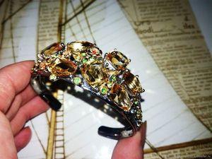 Скидка 20% на браслет с цитринами!. Ярмарка Мастеров - ручная работа, handmade.