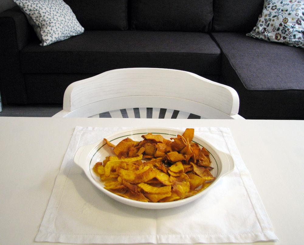 Вкусные чипсы из тыквы., фото № 5