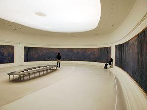 Клод Моне и его работа «Кувшинки» в музее Оранжери   Ярмарка Мастеров - ручная работа, handmade