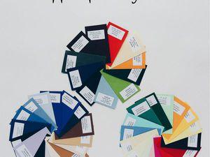 Виды и цвета бумаги | Ярмарка Мастеров - ручная работа, handmade