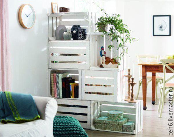 ящик, для дома и интерьера