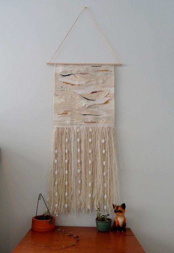 Hand Woven Hanging Wall Tapestry