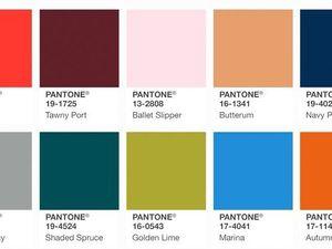Цвета Pantone 10 модных цветов осень-зима 2017-2018. Ярмарка Мастеров - ручная работа, handmade.