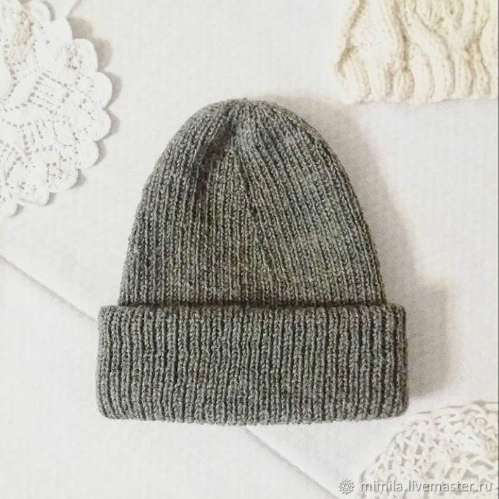 шапки сколько набирать петель и другие подробности ярмарка мастеров