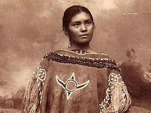 Как выглядели коренные жительницы Северной Америки? Старинные фотографии индейских девушек. Ярмарка Мастеров - ручная работа, handmade.
