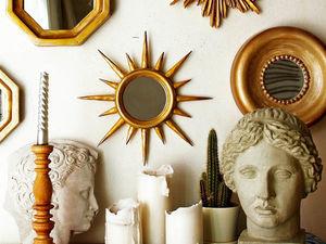 Мои зеркала в интерьере. Ярмарка Мастеров - ручная работа, handmade.