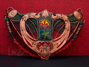 Участвую в Конкурсе в Сообществе Wire wrap&Metalsmith | Ярмарка Мастеров - ручная работа, handmade
