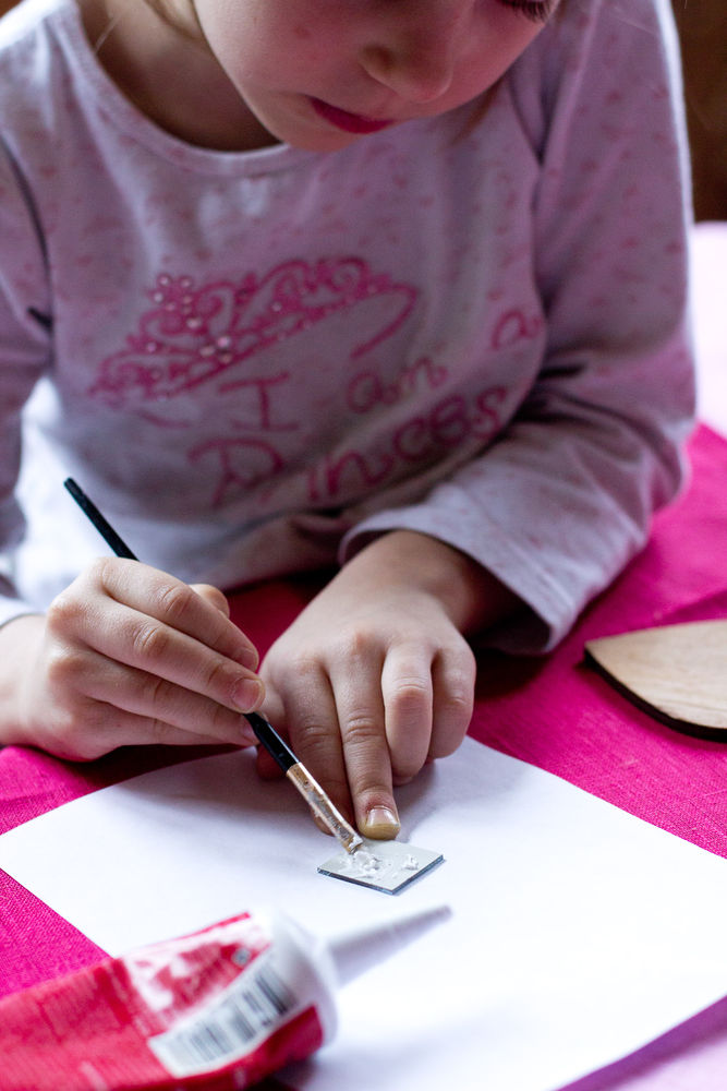 творчество с детьми, декорирование хенд мейд
