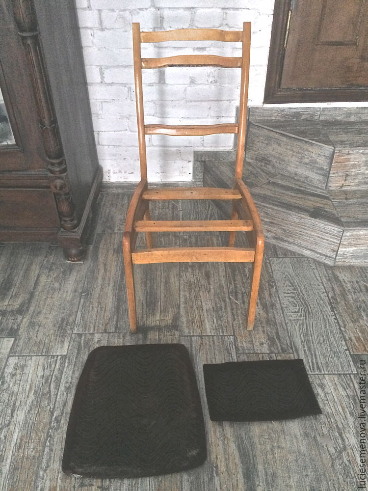 Restoration of an Old Chair: As Good as New!, фото № 3