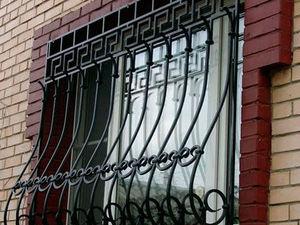 Особенности монтажа кованых решеток.. Ярмарка Мастеров - ручная работа, handmade.