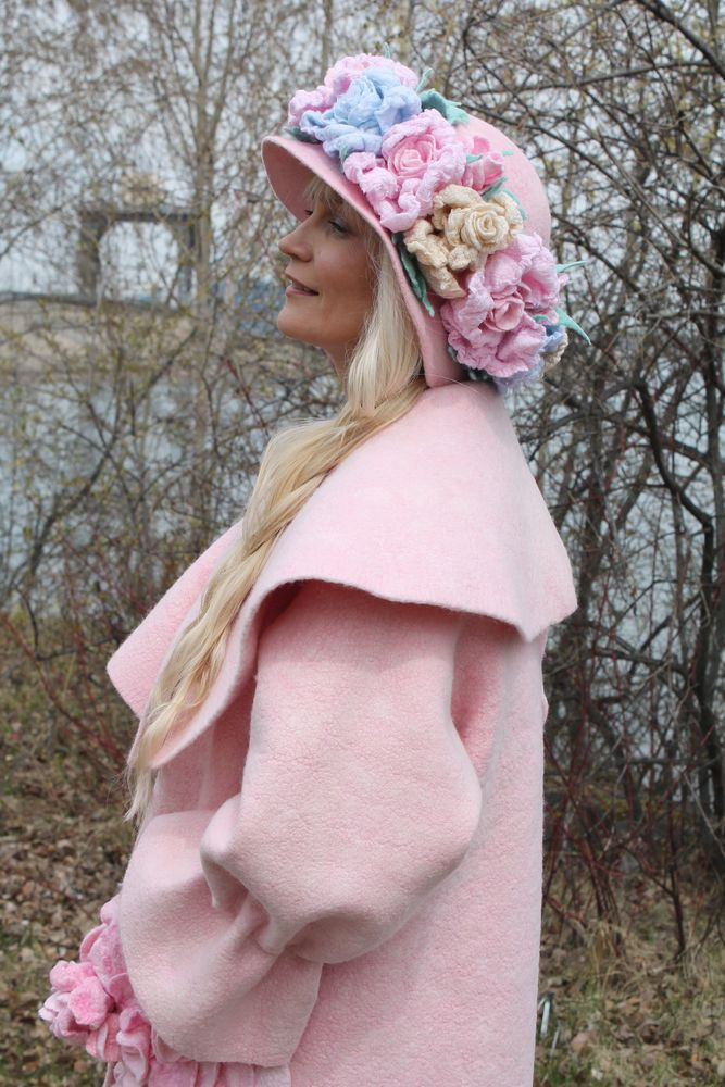 красивая шляпа
