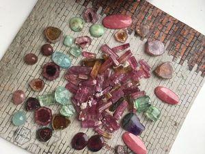 Камни, камни и еще раз камни! Турмалины и бериллы. Ярмарка Мастеров - ручная работа, handmade.