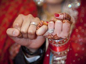 Красный цвет для невесты. Ярмарка Мастеров - ручная работа, handmade.