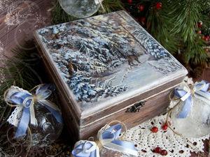Участвую в конкурсе Новогодний подарок! Поддержите, пожалуйста!. Ярмарка Мастеров - ручная работа, handmade.