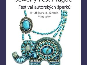 Международный фестиваль украшений в Праге. Ярмарка Мастеров - ручная работа, handmade.
