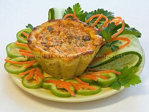 Картофельные корзиночки с начинкой | Ярмарка Мастеров - ручная работа, handmade