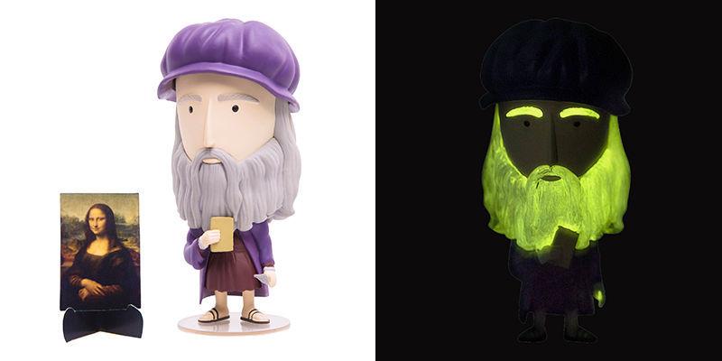 Компания Today Is Art Day расширила серию уникальных фигурок художников