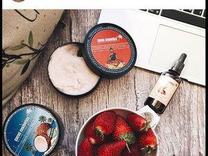 dana_strogaya отзывы клиентов Cocos Cosmetics | Ярмарка Мастеров - ручная работа, handmade
