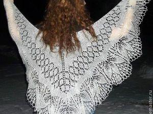 Подарок шаль!!! | Ярмарка Мастеров - ручная работа, handmade