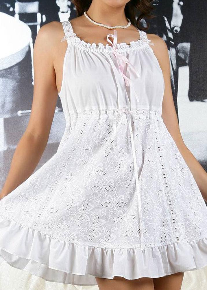Белое бохо, или Шикарная одежда для королевы летнего пляжа, фото № 100