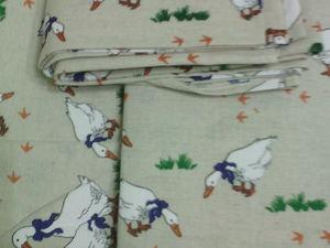 Акция на льняные комплекты постельного белья !!! Только сегодня!!!   Ярмарка Мастеров - ручная работа, handmade