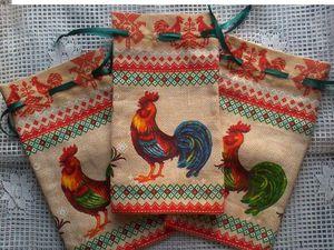 Акция на подарочные мешочки! | Ярмарка Мастеров - ручная работа, handmade