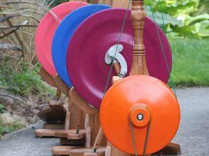 Прялки «Majacraft» — роскошь и мощь. Обзор выпускаемых моделей прялок. Ярмарка Мастеров - ручная работа, handmade.