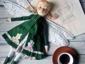 Создаем лекала для пошива одежды для кукол. Ярмарка Мастеров - ручная работа, handmade.