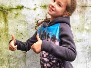 Распродажа детских толстовок!. Ярмарка Мастеров - ручная работа, handmade.