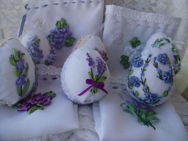 Создаем просто и быстро декоративные пасхальные яйца | Ярмарка Мастеров - ручная работа, handmade