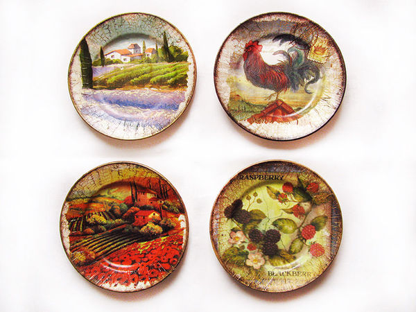 Собери свой комплект тарелок! | Ярмарка Мастеров - ручная работа, handmade