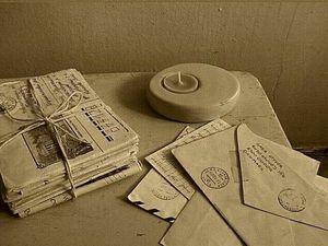 Письма из ниоткуда-мистическая история из жизни. Ярмарка Мастеров - ручная работа, handmade.