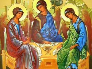 С праздником святой Троицы !!! | Ярмарка Мастеров - ручная работа, handmade
