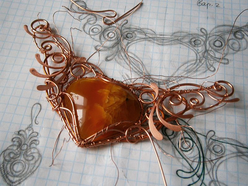 creating necklace