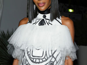 The Queen of Catwalk. The Style and Beauty of Naomi Campbell. Livemaster - handmade