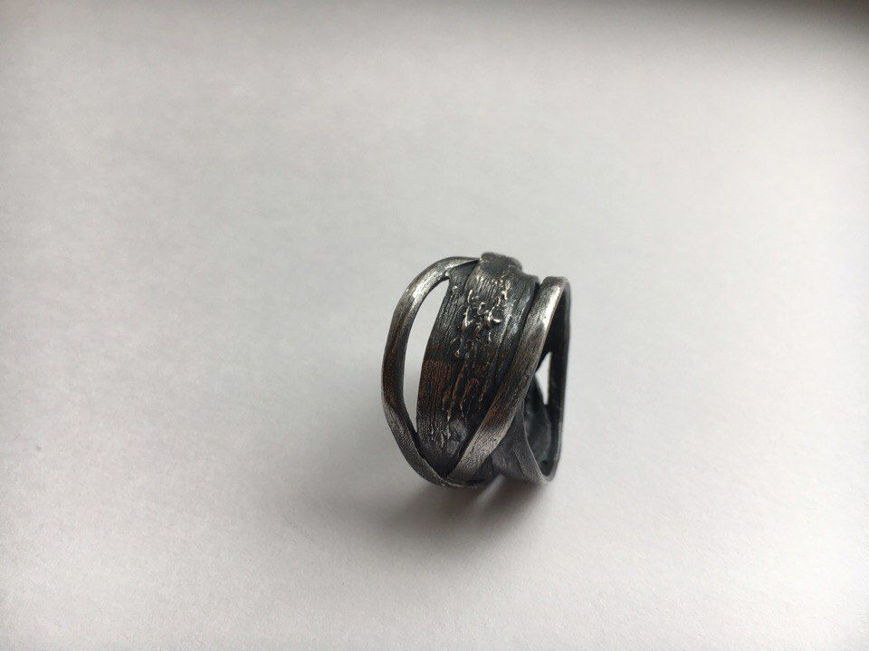 кольца, art clay