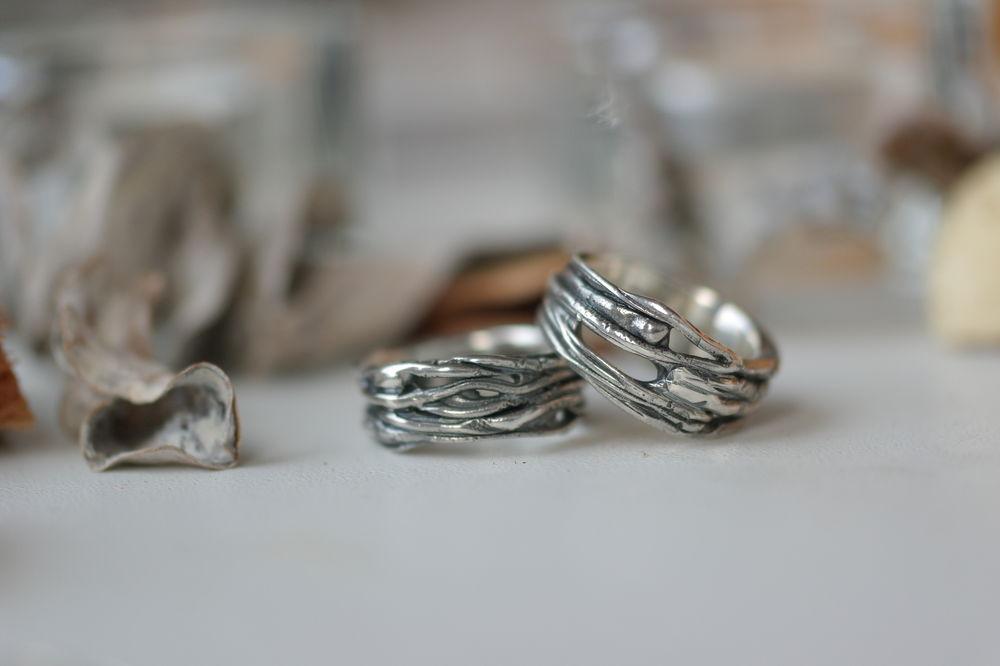 кулон серебро