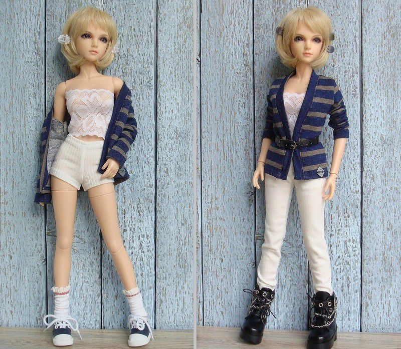 одежда для кукол мсд