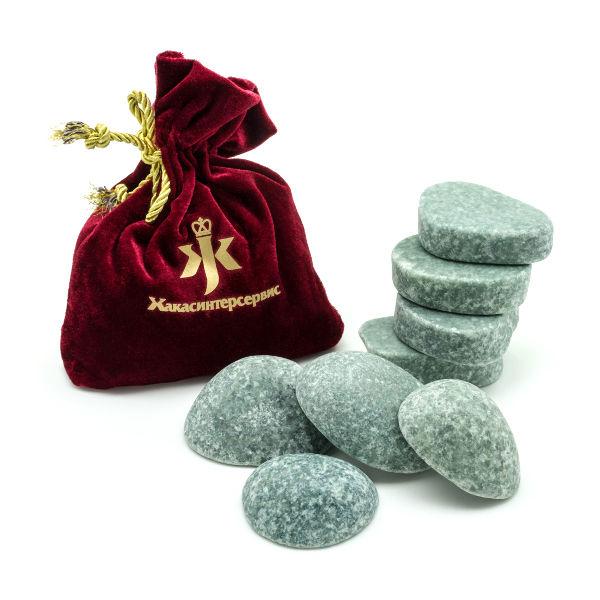 купить жадеит, массаж камнями